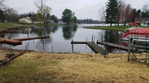 Gorgeous buildable waterfront lots on private all-sport Indian Lake, only 30 minutes from Grand Rapids. 50' of lake frontage with a gentle slope to the water. Use your builder or ours to build your year round home or cottage. Only a few lots left on the water. Indian Lake is a 506 acre lake with depths up to 28 ft.  The lake offers great fishing (bass, bluegill, sunfish), boating, swimming and relaxation without all the busy of a lake with public access.Additional lake information available at http://www.indianlakes.or. Seller is licensed Realtor in the state of MI.  Realtor is not related to seller.