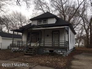 Single Family Home for Sale at 318 Catherine Muskegon, Michigan 49442 United States