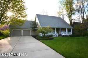Property for sale at 4769 Pine Hollow Road, Holland,  MI 49423