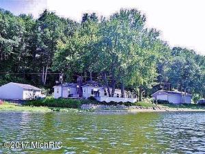 Property for sale at 3986 S Shore, Delton,  MI 49046