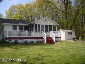 Property for sale at 60431 Paradise Road, Colon,  MI 49040