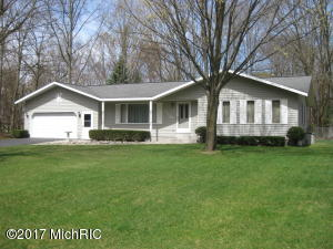 Property for sale at 5120 Brookside Drive, Whitehall,  MI 49461