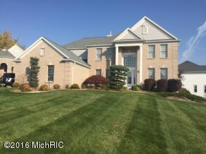 7374 KINGS CROSSING Court, Caledonia, MI 49316