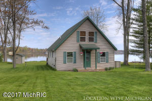 Property for sale at 1166 Wolf Lake Drive, Baldwin,  MI 49304