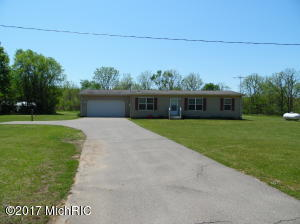 Property for sale at 10837 N 16th Street, Plainwell,  MI 49080