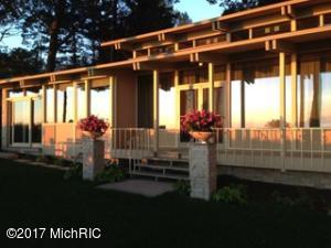 Single Family Home for Sale at 9999 Lakeshore West Olive, Michigan 49460 United States