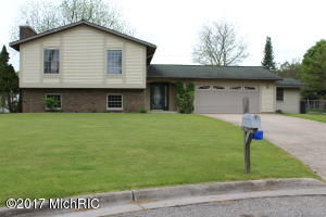 630 S River Street, Big Rapids, MI 49307