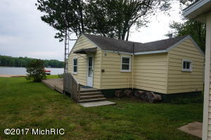 Property for sale at 36 E Duck Lake Drive, Gobles,  MI 49055