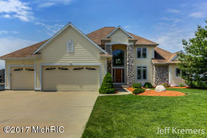 3588 Big Rock Court, Grandville, MI 49418