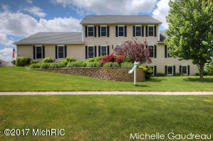 7809 Golf Meadows Drive, Caledonia, MI 49316