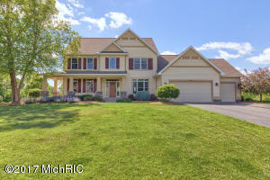 8893 Ridge River Court, Caledonia, MI 49316