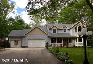 Property for sale at 4459 Creekside Drive, Whitehall,  MI 49461