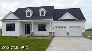 Single Family Home for Sale at 293 Plum Coopersville, Michigan 49404 United States