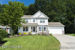 3577 Running Brook Drive, Kentwood, MI 49512