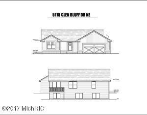 5118 Glen Bluff, Sand Lake, MI 49343