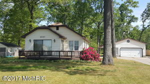 Single Family Home for Sale at 4240 Laketon Muskegon, Michigan 49442 United States