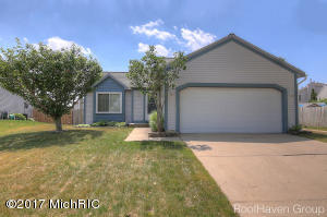 4614 Country Hill Drive, Kentwood, MI 49512