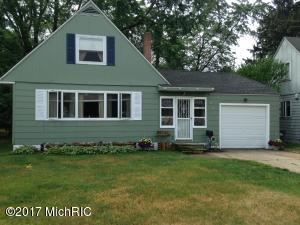 Single Family Home for Sale at 2217 Harding Muskegon, Michigan 49441 United States
