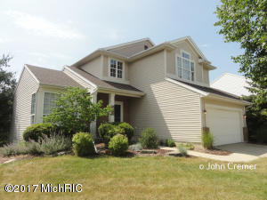 5271 N Elderberry Court, Kentwood, MI 49512