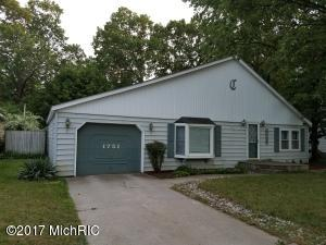 Single Family Home for Sale at 1751 Langeland Muskegon, Michigan 49442 United States