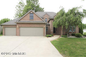Property for sale at 12861 Sunrise Court, Wayland,  MI 49348
