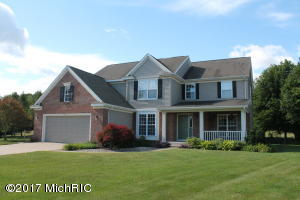 Property for sale at 8964 Compass Point Circle, Galesburg,  MI 49053
