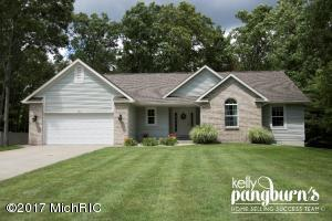 Single Family Home for Sale at 2322 Northwind Twin Lake, Michigan 49457 United States