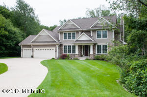 Property for sale at 6872 Wild Plum Ridge, Richland,  MI 49083