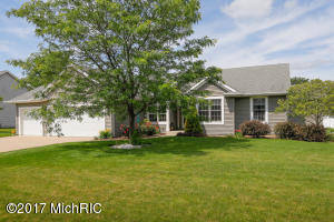 Property for sale at 802 Bardeen Court, Otsego,  MI 49078