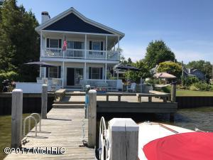 Property for sale at 1209 Beach Drive, Holland,  MI 49423
