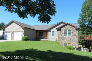 Single Family Home for Sale at 8893 Lakeview Orleans, Michigan 48865 United States