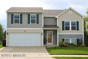 5876 Kiverton Ridge Drive, Kentwood, MI 49508