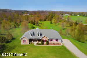 Property for sale at 11396 Ridge Point Drive, Middleville,  MI 49333