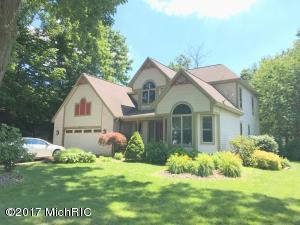 Single Family Home for Sale at 2415 Alder Fruitport, Michigan 49415 United States