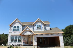 Single Family Home for Sale at 14661 Arcadia Woods Spring Lake, Michigan 49456 United States