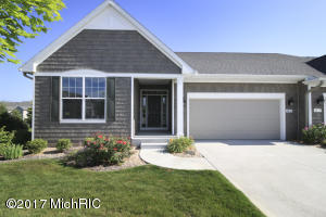 Single Family Home for Sale at 8854 Oak Meadow Portage, Michigan 49024 United States