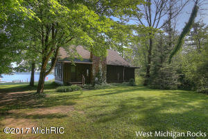 Single Family Home for Sale at 5762 Shore Whitehall, Michigan 49461 United States