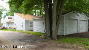 Single Family Home for Sale at 9625 Peninsula Grant, Michigan 49327 United States