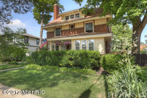 Single Family Home for Sale at 1705 Plainfield Grand Rapids, Michigan 49505 United States