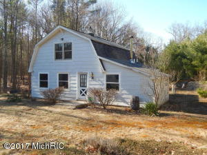 Single Family Home for Sale at 1866 Fir Holton, Michigan 49425 United States