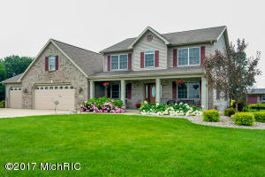 Property for sale at 1052 S Stoneridge Drive, Plainwell,  MI 49080