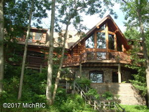 Single Family Home for Sale at 7214 Sand Lake Irons, Michigan 49644 United States