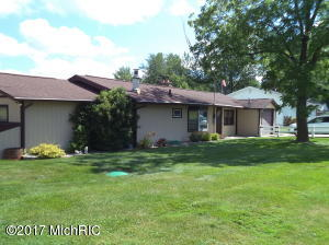 Property for sale at 2021 E Bristol Road, Dowling,  MI 49050