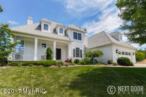 Single Family Home for Sale at 15009 Greybirch Spring Lake, Michigan 49456 United States