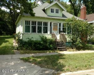 Single Family Home for Sale at 380 Merrill Muskegon, Michigan 49441 United States