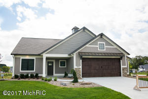 Property for sale at 7970 Whistle Creek Court Unit 26, Byron Center,  MI 49315