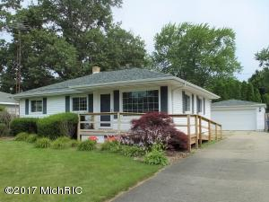 Single Family Home for Sale at 717 Winter Street Spring Lake, Michigan 49456 United States