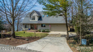 Single Family Home for Sale at 9491 Whispering Sands West Olive, Michigan 49460 United States