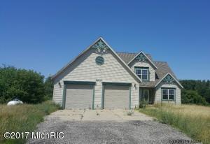 Property for sale at 9537 Brewster Lane, Greenville,  MI 48838