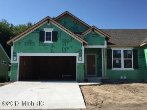 Single Family Home for Sale at 13490 Carpenter Nunica, Michigan 49448 United States